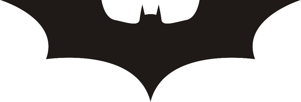 1023x347 Download Batman Dark Knight Logo Png Hq Png Image Freepngimg