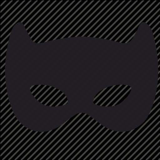 512x512 Bat, Batman, Face, Half, Mask, Skin, Woman Icon Icon Search Engine