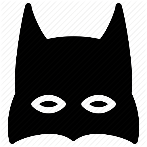 512x512 Batman, Conspiracy, Creative, Grid, Head, Mask, Movie, Objects