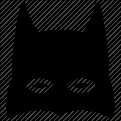 512x512 Batman, Conspiracy, Creative, Grid, Head, Mask, Movie, Objects