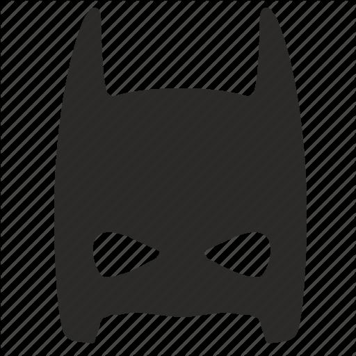 512x512 Batman, Face, Half, Hero, Mask, Skin Icon Icon Search Engine