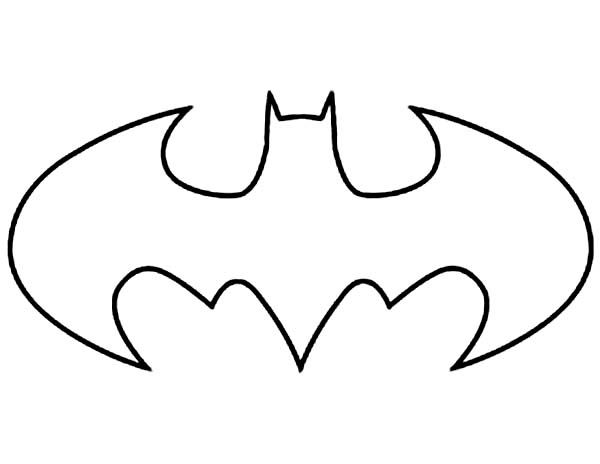 Batman Outline