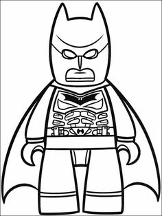 236x314 Lego Batman Coloring Pages Printable Printable Coloring Pages