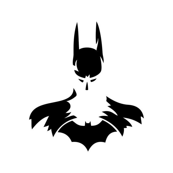 690x690 Batman Superhero Graphics Design Svg Dxf Eps By Vectordesign On Zibbet