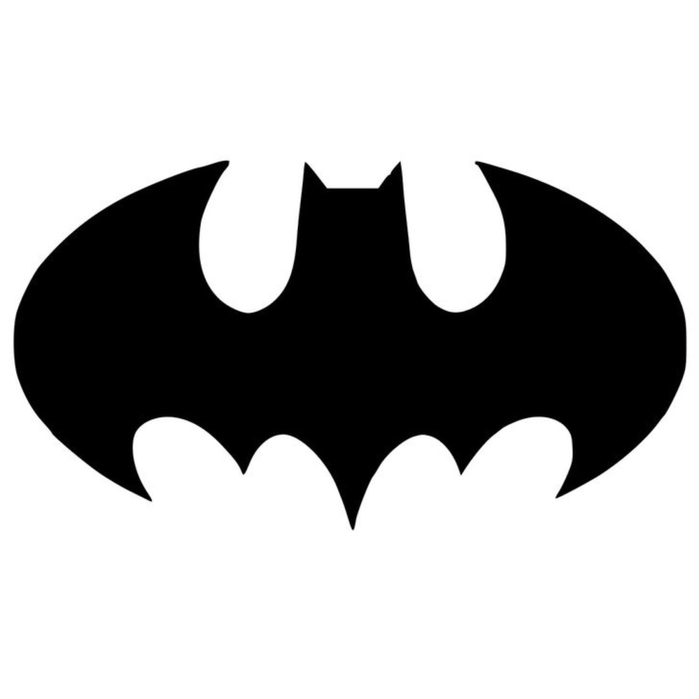1500x1500 Batman And Robin Symbol Clip Art Clipart Collection