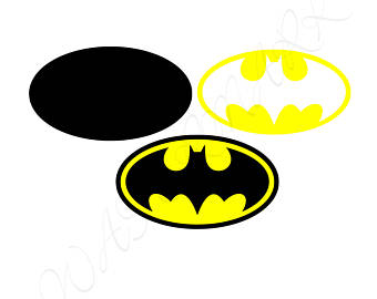 340x270 Batman Silhouette Etsy