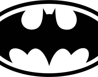 340x270 Batman Vector Etsy