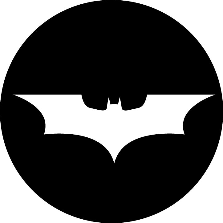 724x724 Best Batman Pumpkin Stencil Ideas Batman