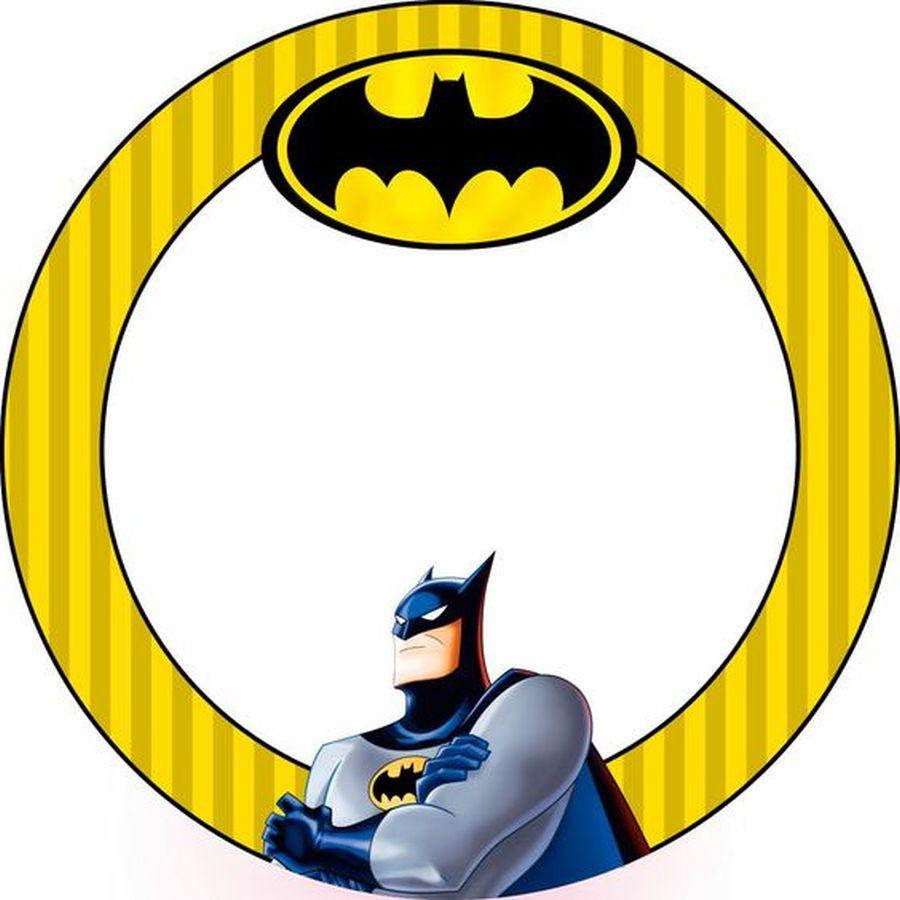 900x900 Batman Clipart Template 2411549