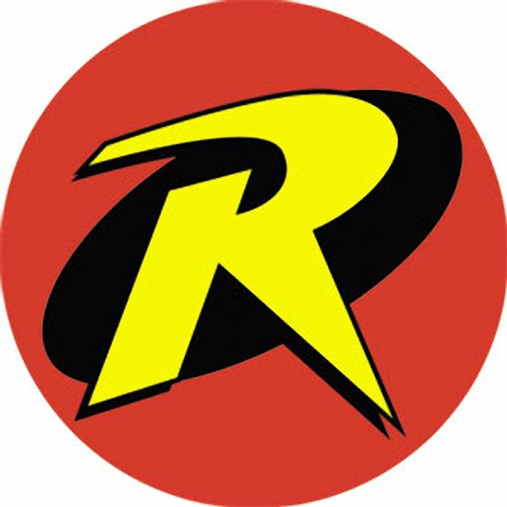 1001x1001 Superhero Logo