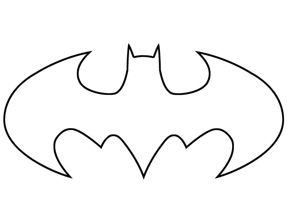 Groß Batman Fledermaus Vorlage Ideen - Beispiel Anschreiben für ...