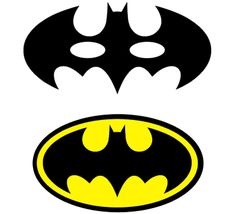 picture relating to Printable Batman Mask titled Batman Brand Determine No cost down load least complicated Batman Logo