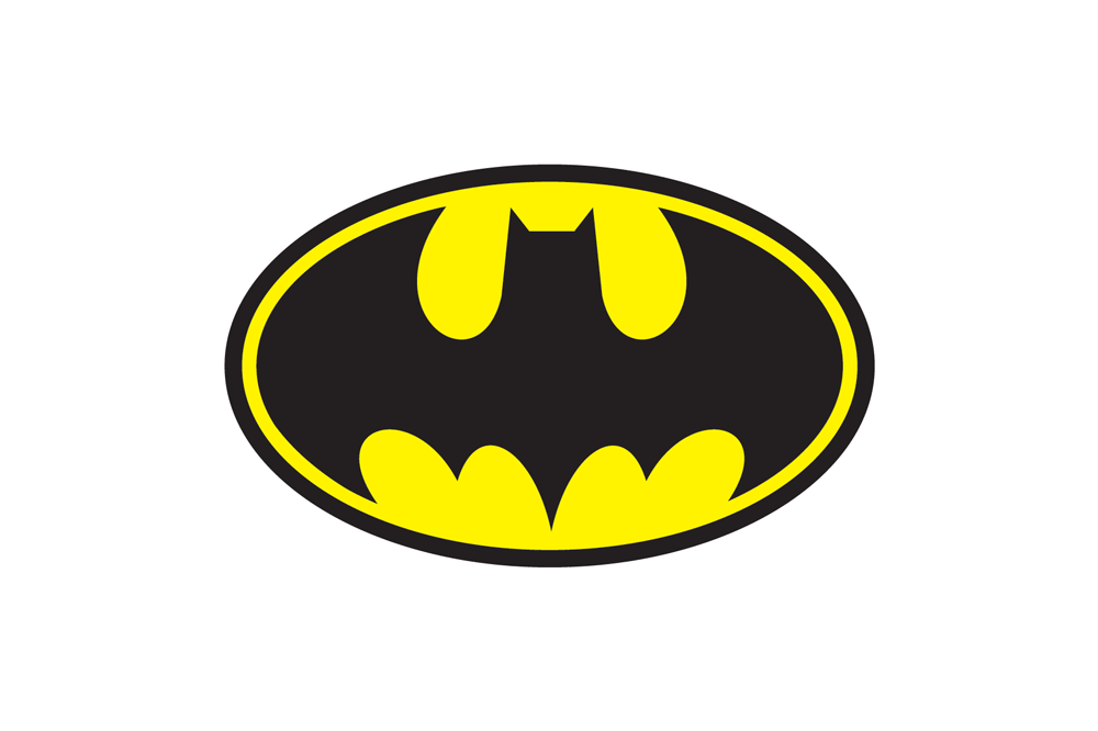 Peaceful image intended for free printable batman logo