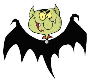 300x273 Dracula Clipart Image
