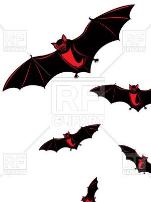 300x400 Flying Bat