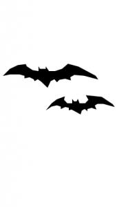 173x300 Flying Bats Clip Art Download