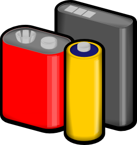 Battery Clipart Images