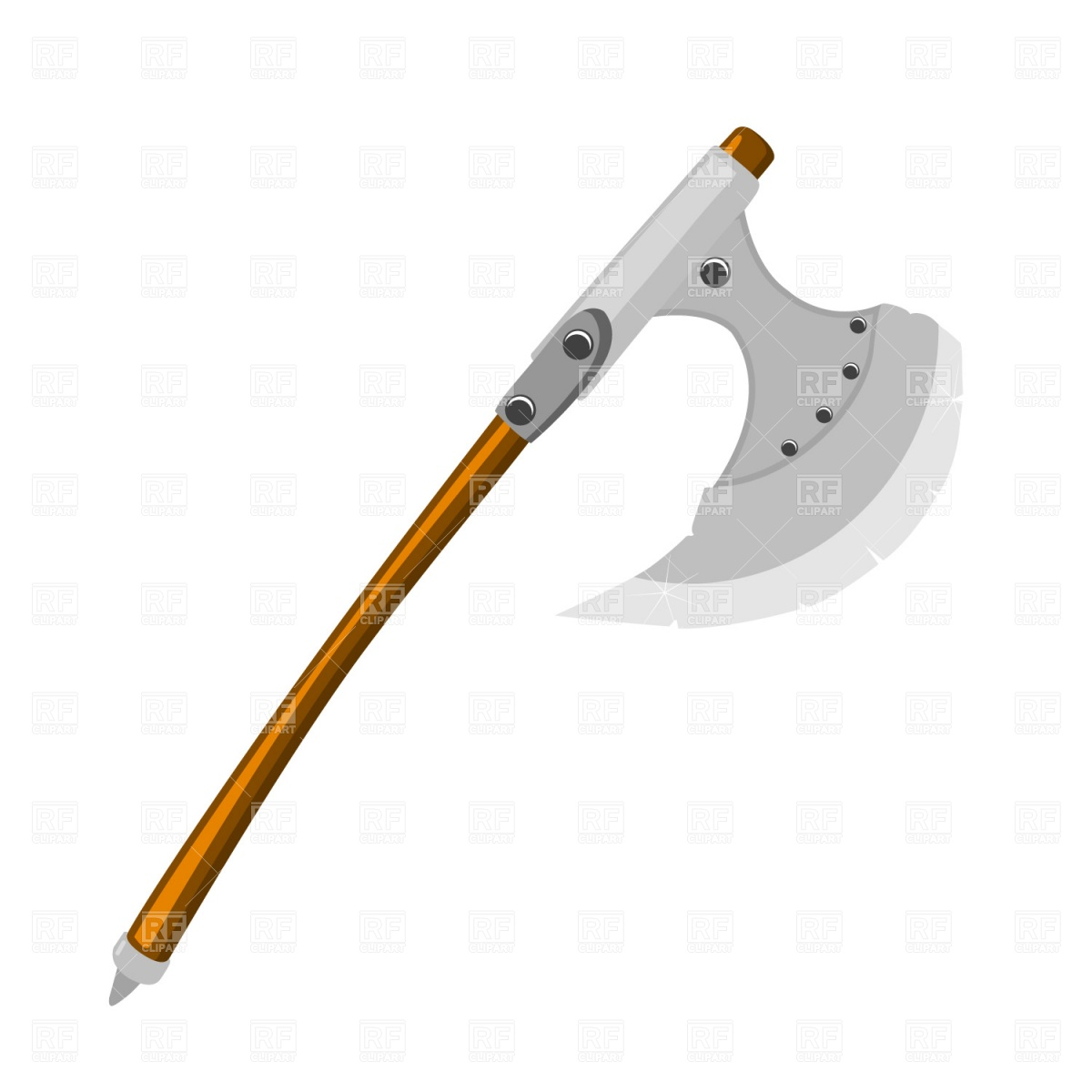 1200x1200 Axe Clipart Battle Axe