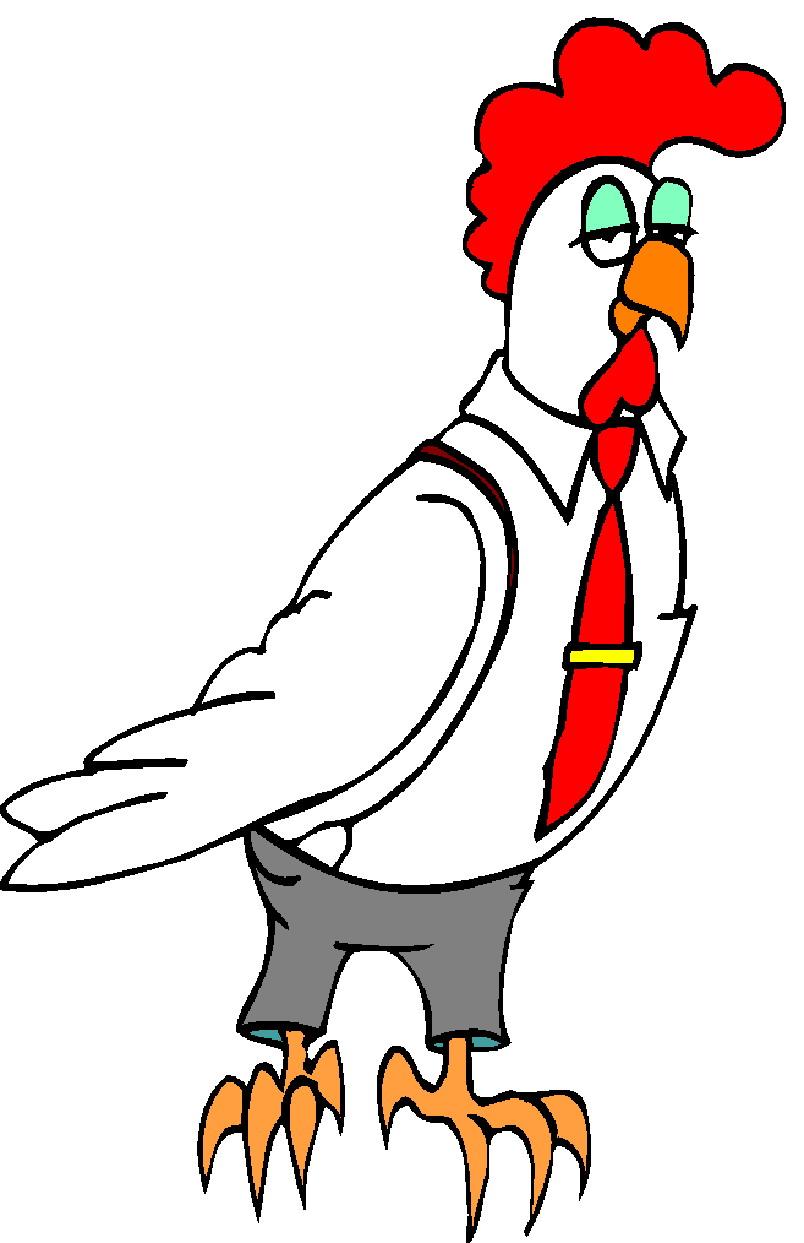 804x1243 Chickens Clip Art