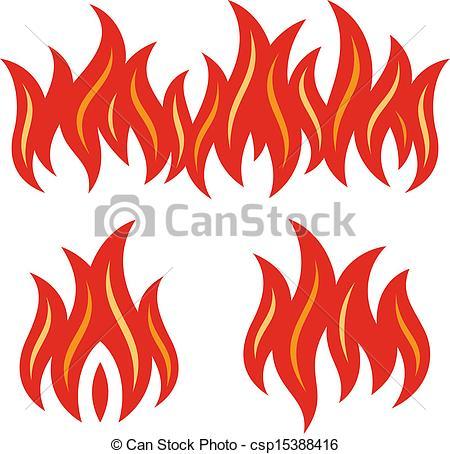 450x454 Bbq Flames Clip Art , Stock Clip Art Icon, Stock Clipart Icons
