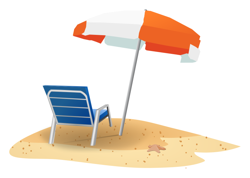 800x572 Image Of Beach Background Clipart