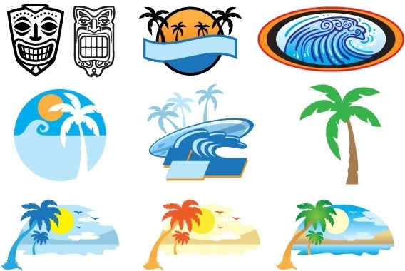 568x380 Beach Free Vector Download (734 Free Vector) For Commercial Use