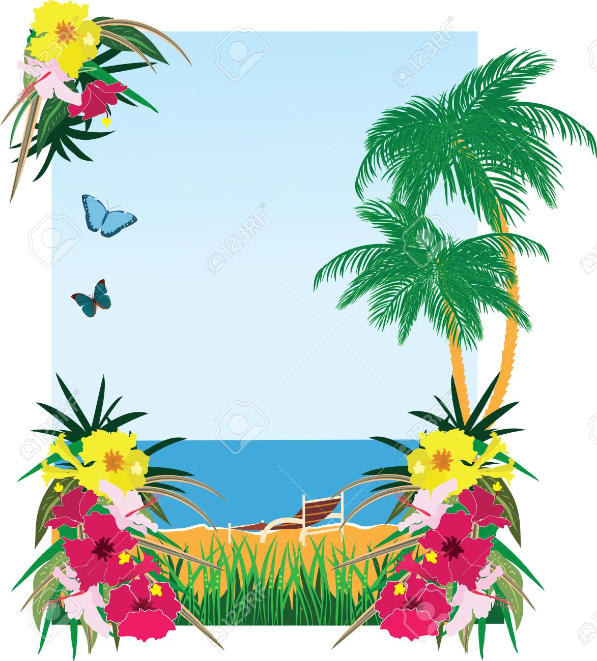 1173x1300 Hawaii Clipart Hawaii Background