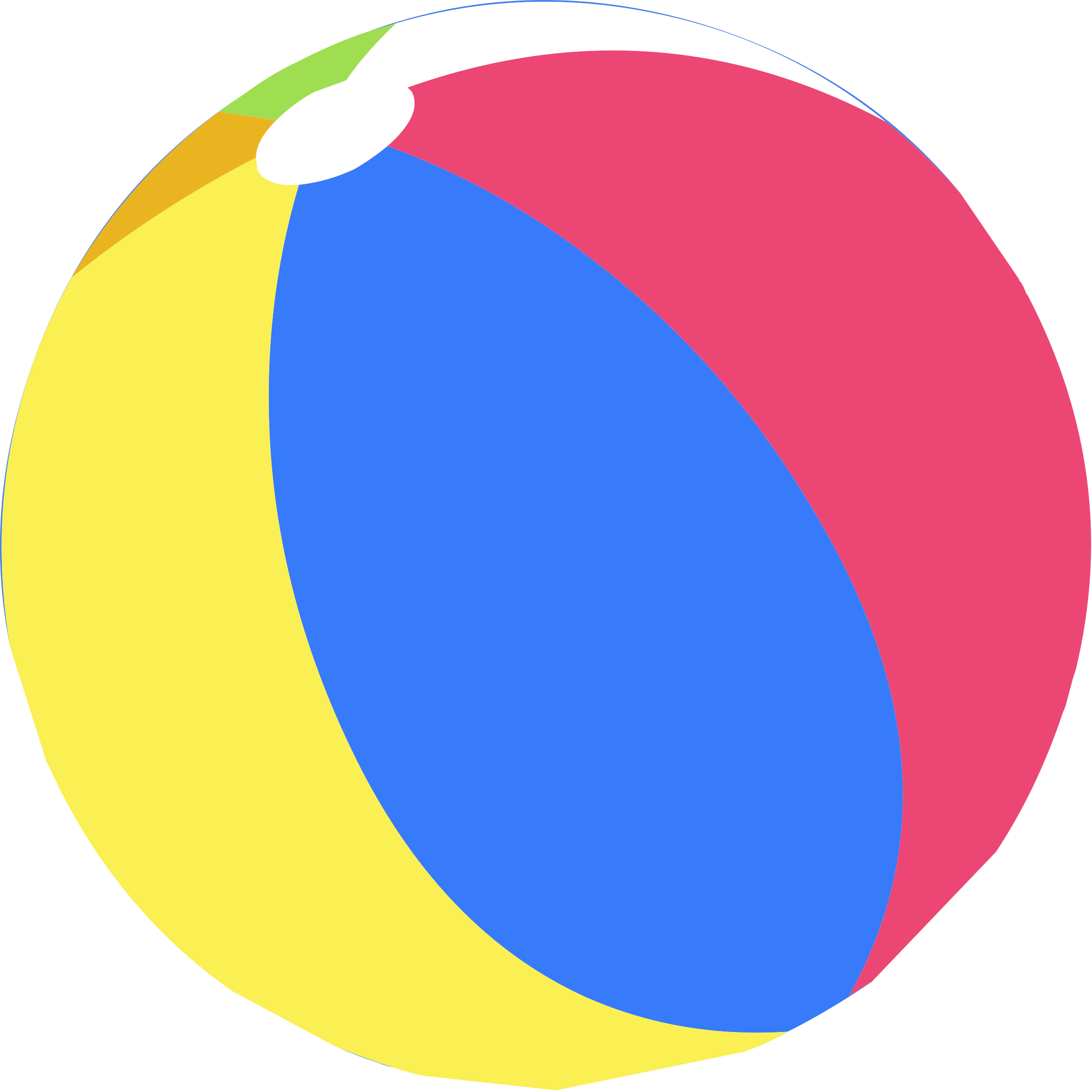 2400x2400 Beach Ball Clipart Misc Beachball