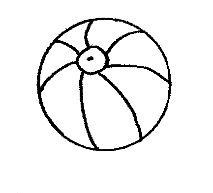 433x393 Umbrella Black And White Beach Ball Clipart Black And White Free