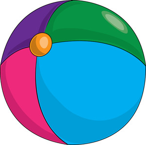 300x298 Free Beach Ball Clipart Image 0515 1010 2500 5226 Baby Clipart