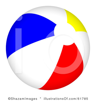 400x420 Graphics For Beach Ball Free Clip Graphics