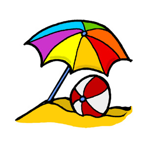 300x300 Umbrella Beach Ball Clipart, Explore Pictures