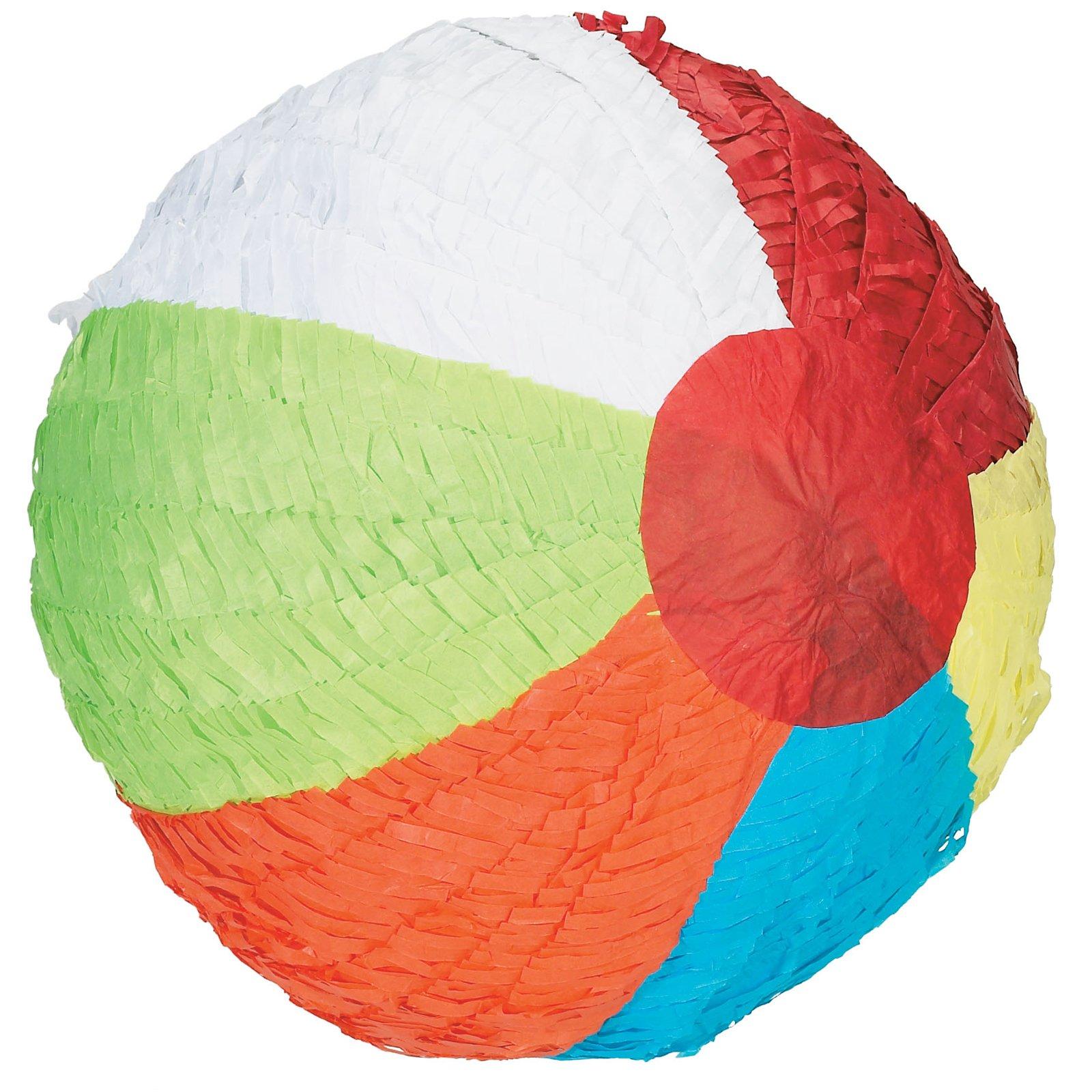 1600x1600 Beach Ball Pinata