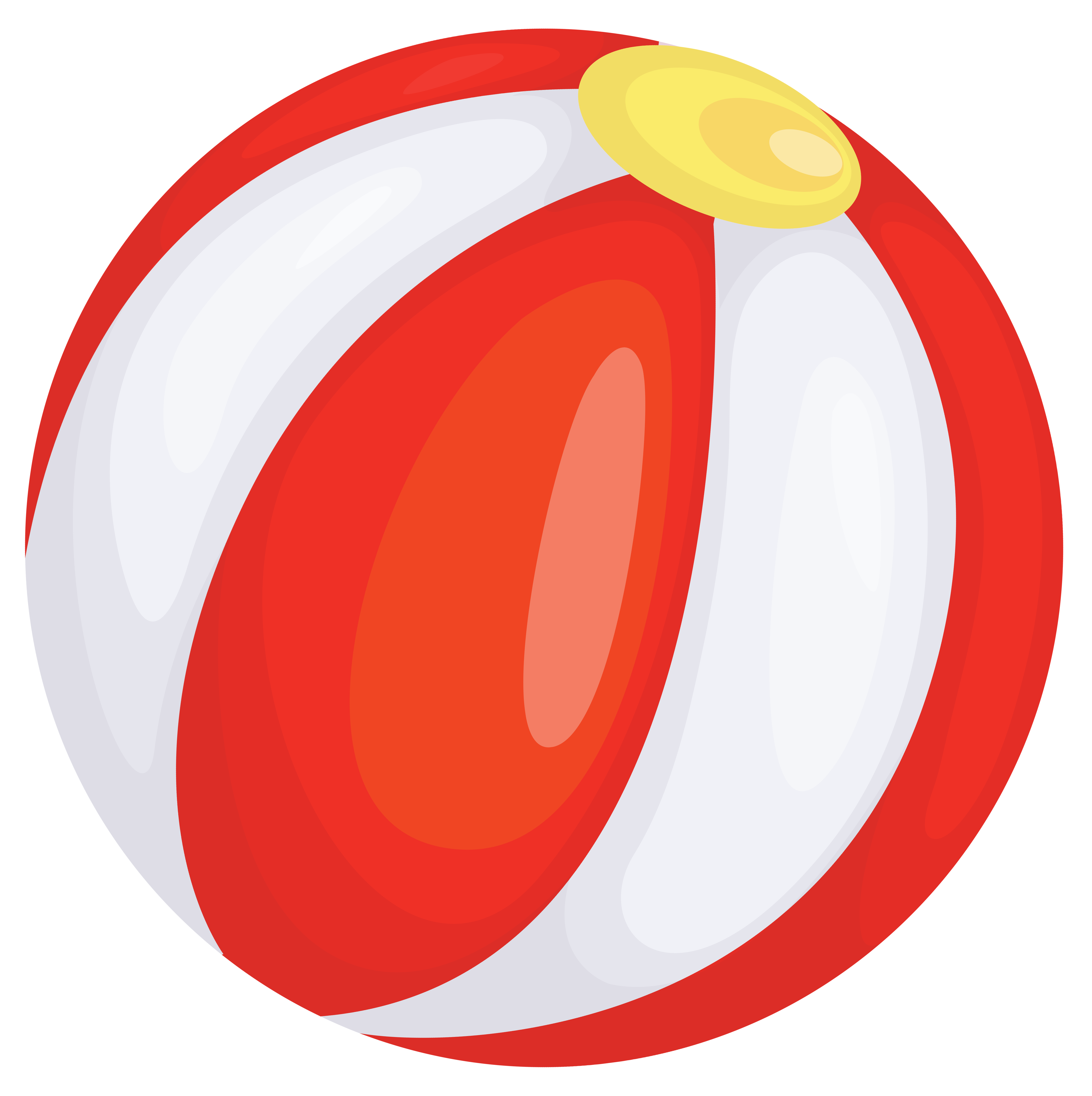4306x4320 Beach Ball Clipart