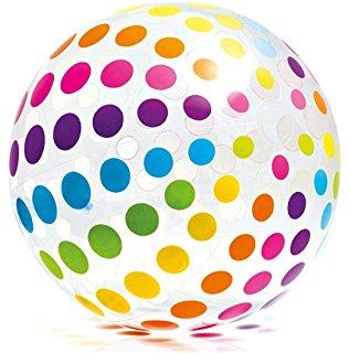 316x320 BigMouth Inc. Giant Eyeball Beach Ball Toys amp Games