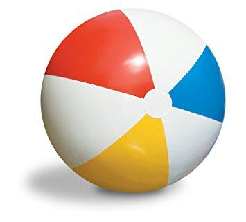 355x321 Swimline Classic Beach Ball Toys amp Games