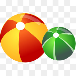 260x260 Beach Ball Png Images Vectors And Psd Files Free Download