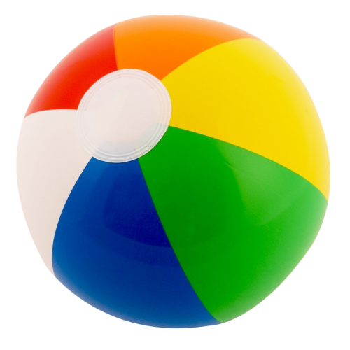 500x500 Beach Ball Png Transparent Image