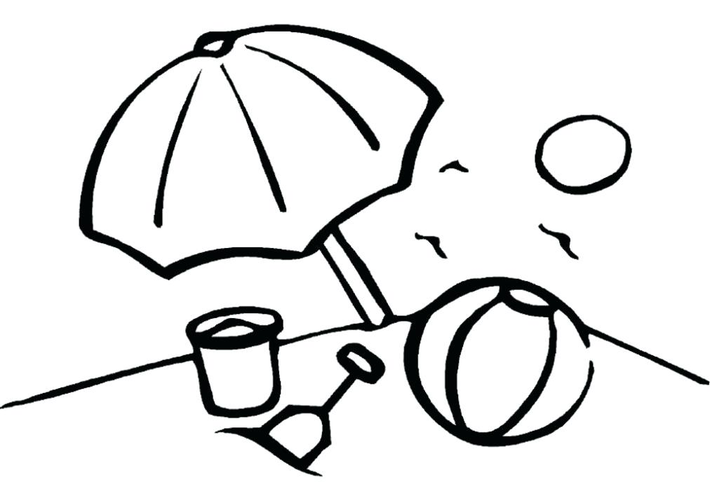 1012x708 Beach Ball Coloring Pages Printable – vonsurroquen.me
