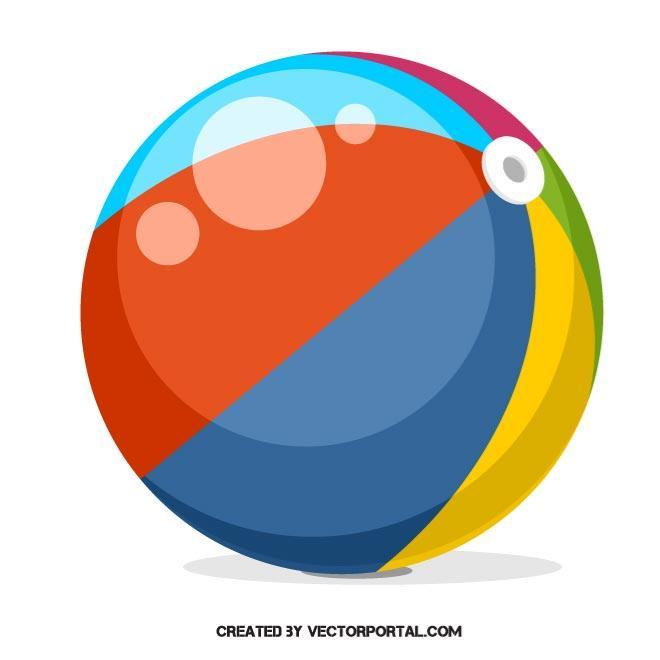 660x660 Beach Ball