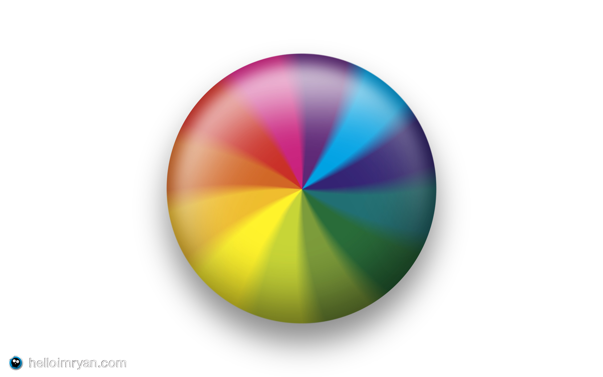 2560x1600 Spinning Beach Ball Of Death