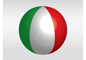 286x200 Beach Ball Free Vector Art