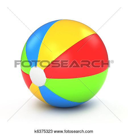 450x470 beach ball clip art