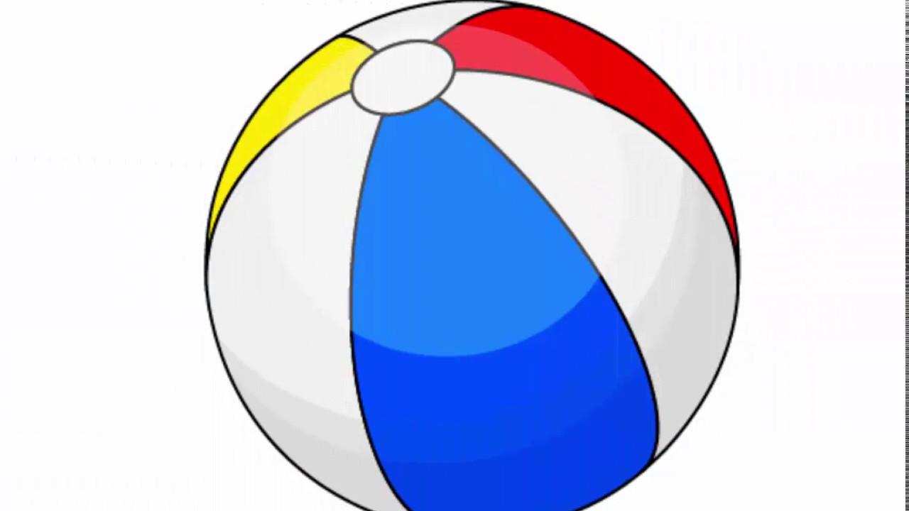 1280x720 Beach Ball