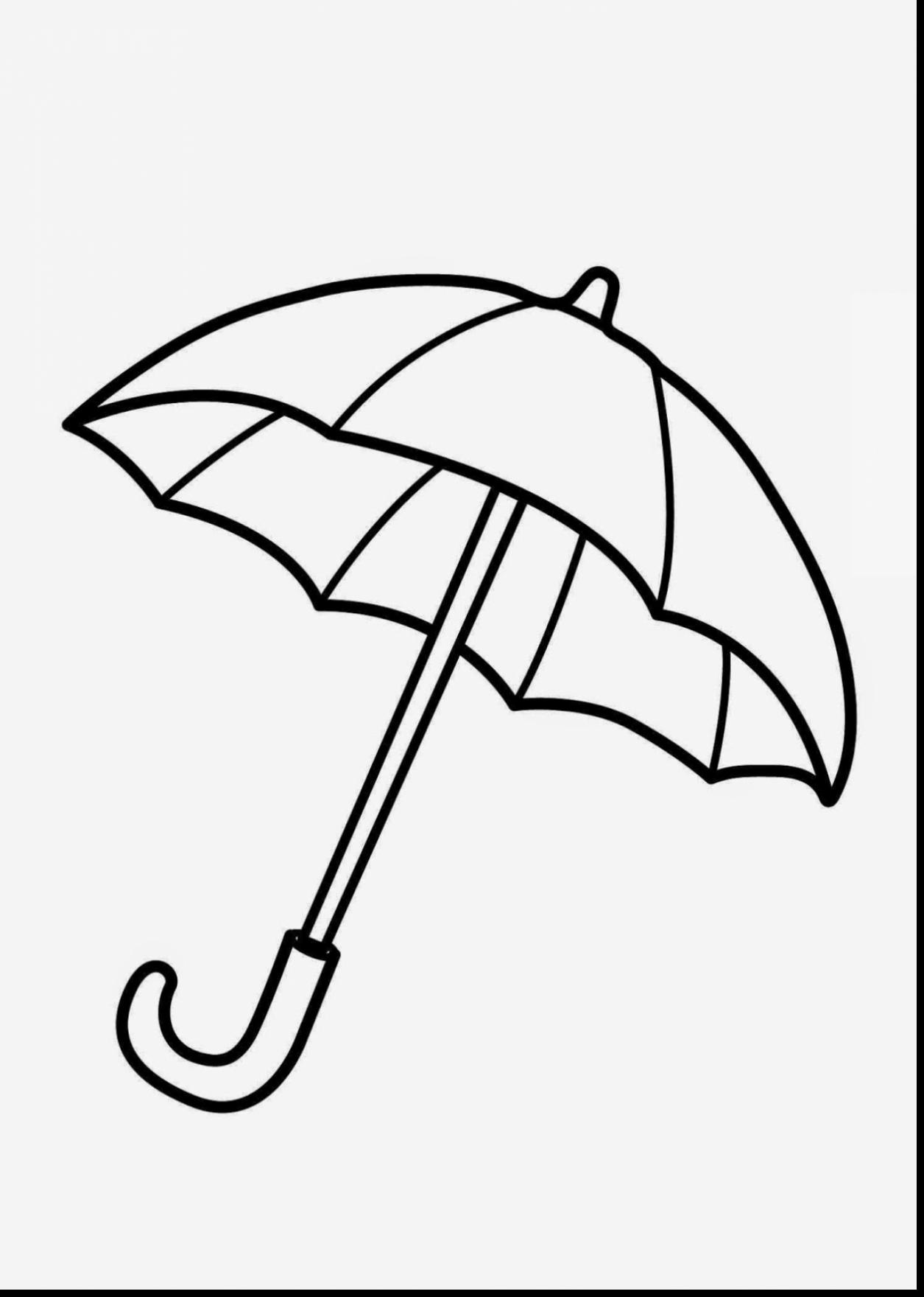 1255x1760 Impressive Beach Umbrella Clip Art Black And White With Umbrella