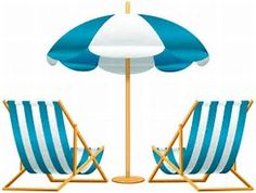 236x178 Beach Umbrella With Chair Png Clip Art Beach Lake Clipart