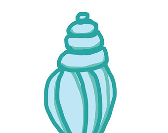 340x270 Beach Clip Art Beach Clipart Seashell Beach Umbrella Beach