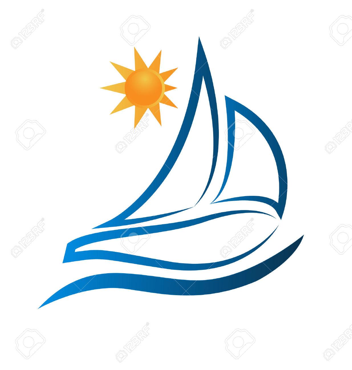 1235x1300 Beach Clipart Sailboat
