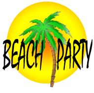 190x188 Party Clip Art Beach Party