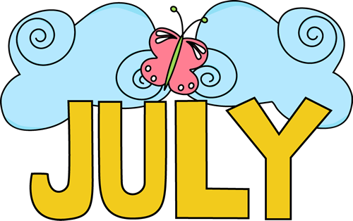 500x314 Free July Clip Art